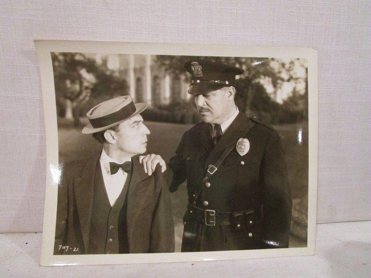 VINTAGE 1937 Jail Bait Buster Keaton MOVIE STILL PHOTO THE ESTATE OF Zouary 1 | eBay