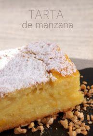 Bocados dulces y salados: Tarta de manzana. Nueva receta para floor