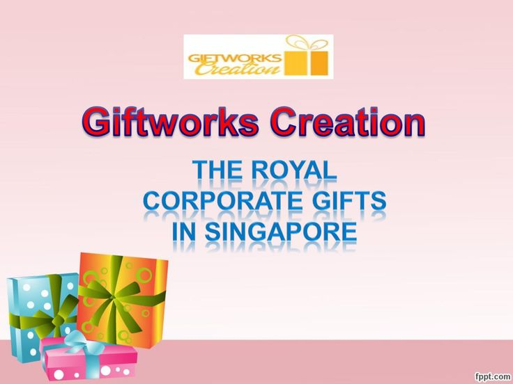 The Top  one dealer for corporate gifts in Singapore