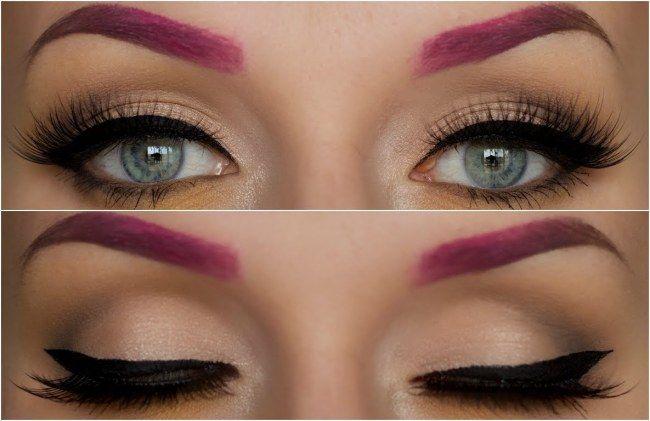 Tinte de cejas, la coloración que enmarca tu mirada                                                                                                                                                                                 Más