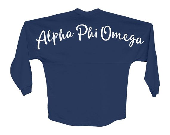 APhiO Alpha Phi Omega Sorority Jersey // Choose Your Colors // Sorority…