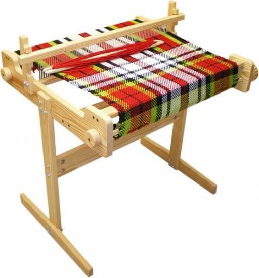 telar de maria-72  madera artesanal