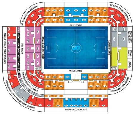 Sunderland v Stoke City #Tickets Starting from only £76
