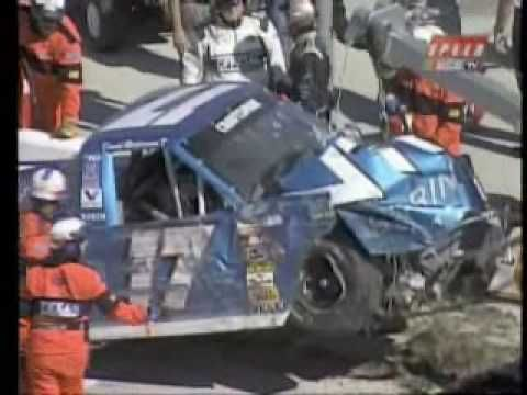 2004 Silverado 350k- David Reutimann Terrible Crash