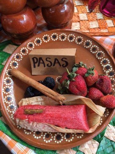 Tamales de Dulce: Sweet Tamales