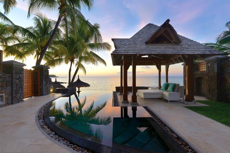Mauritius - Royal Palm Beachcomber - Royal suite