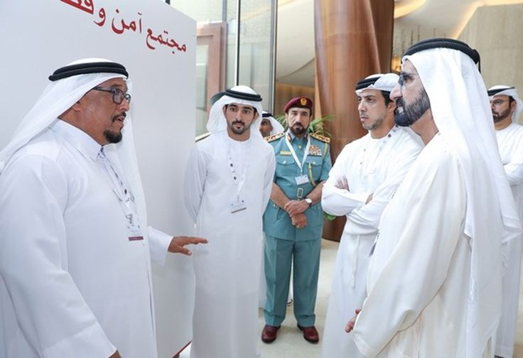 Sheikh Mohammed reviews progress of UAE Agenda 2021
