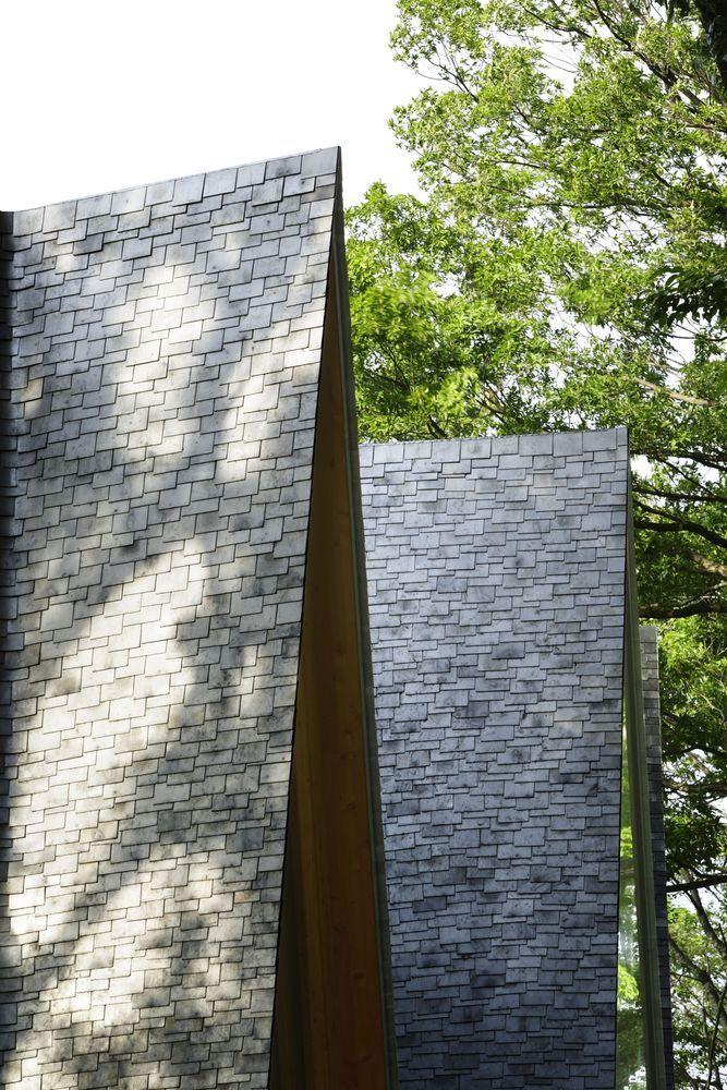 Gallery of Sayama Forest Chapel / Hiroshi Nakamura & NAP - 3