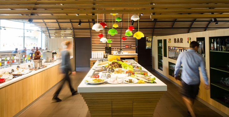 Colmar by minale design strategy interior