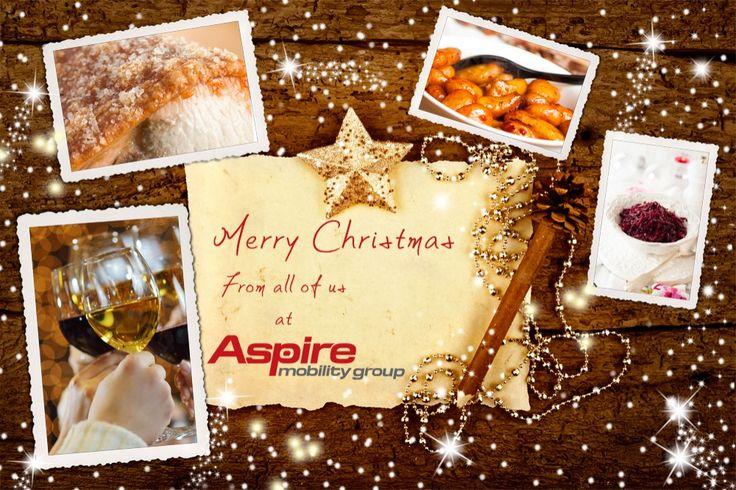 Glædelig Jul - Aspire Mobility Group