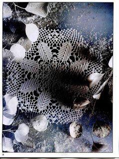 Muchos esquemas y patrones crochet II parte