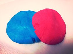homemade play-doh