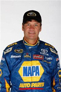 Michael Waltrip, NASCAR driver, born in Owensboro