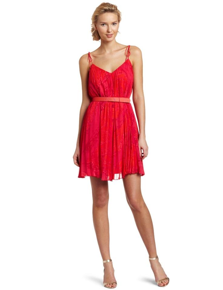 HALSTON HERITAGE Women's Fly Away Dress, $395.00