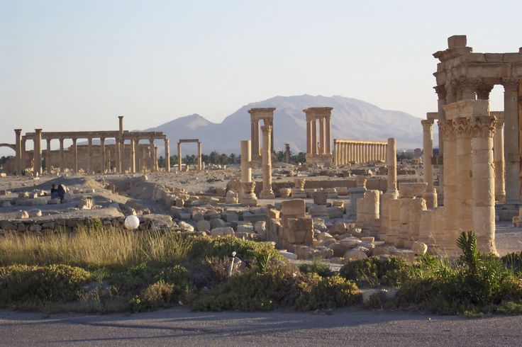 Palmyra / Syrien