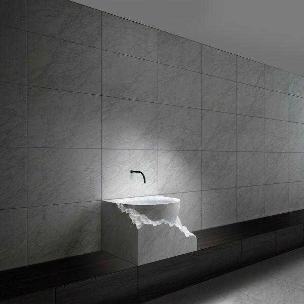 ... su Bagni In Marmo su Pinterest  Docce in marmo, Docce e Bagni bianchi