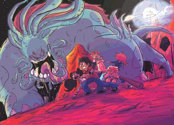 Oni Press to Release 'Alabaster Shadows'