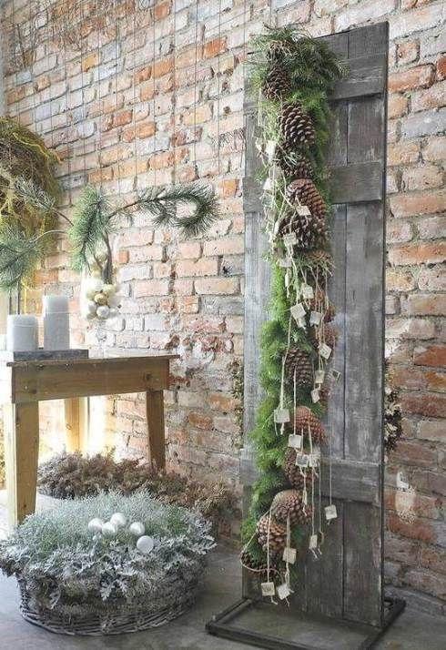 25 Erstaunliche Weihnachtsdekorationen im Freien