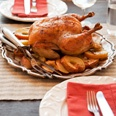 Rosh Hashanah Chicken with Cinnamon and Apples from Metz