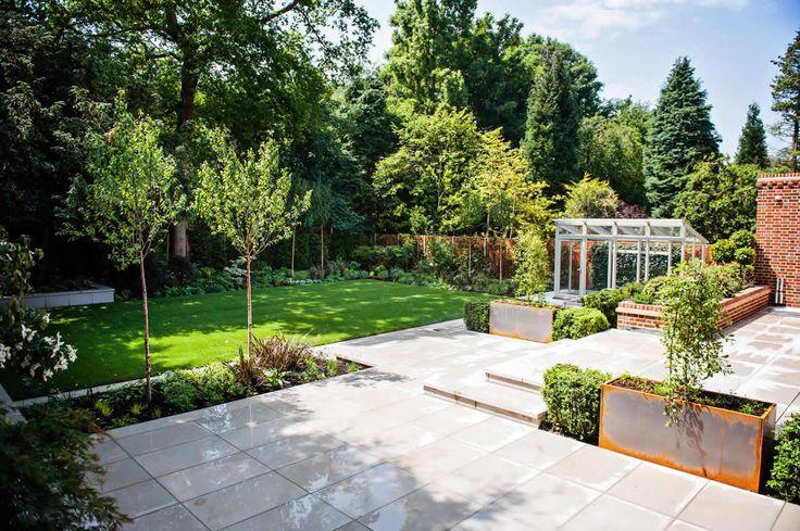 Garden Design 69 Hampstead Garden | Garden Designs 61 - 80 | Garden Design | Garden Design London |