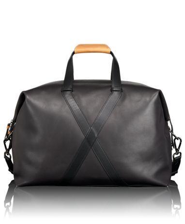 Tumi Bashford Leather Duffel: