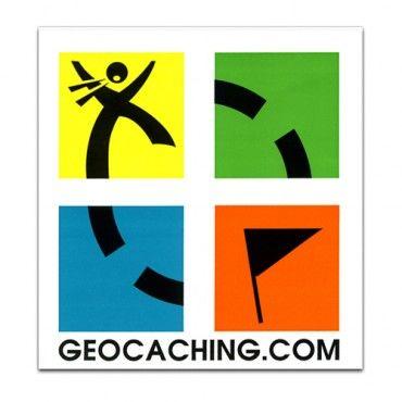 3 x 3 Logo Sticker