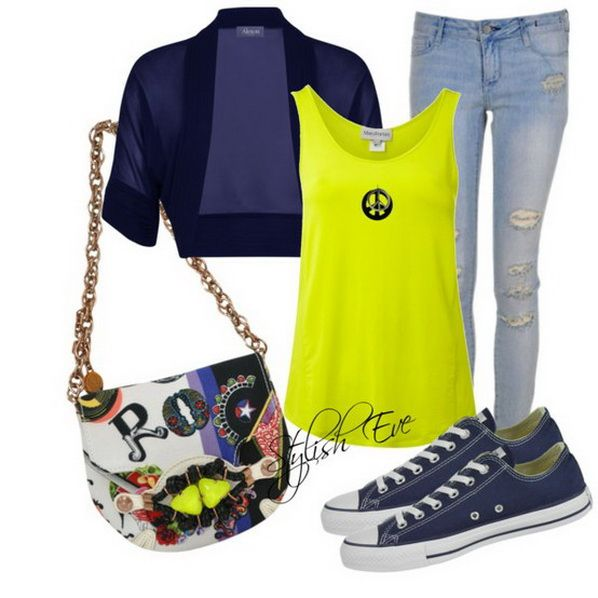 Blue-Spring-Summer-2013-Outfits-for-Women-by-Stylish-Eve_26