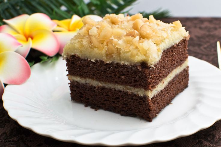 Hawaiian chantilly cake. my hawaiian co worker told me about this. Supposed to be great.