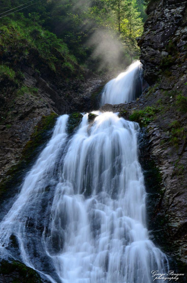 Rachitele Waterfall, Cluj County, Romania