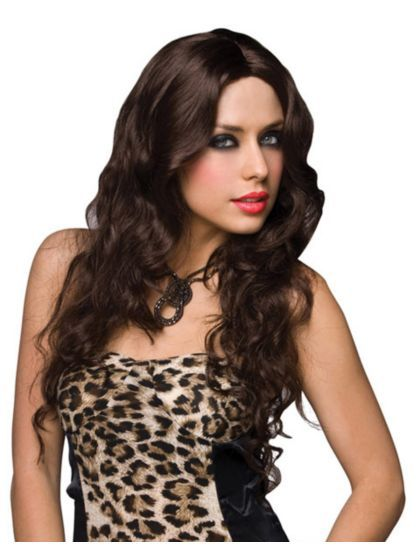 Deluxe Jennifer Brown Wig | Wholesale Brown & Brunette Accessories