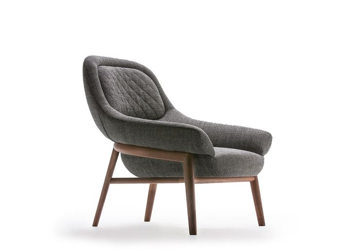 Hanna Armchair made by BertO - Italian design