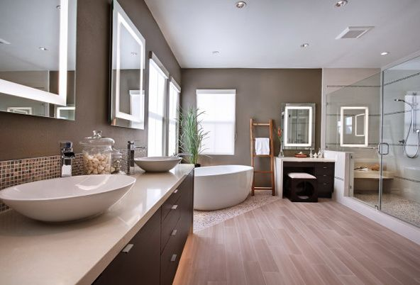 Simple Master Bathroom Designs: Master Bathroom Ideas 2015