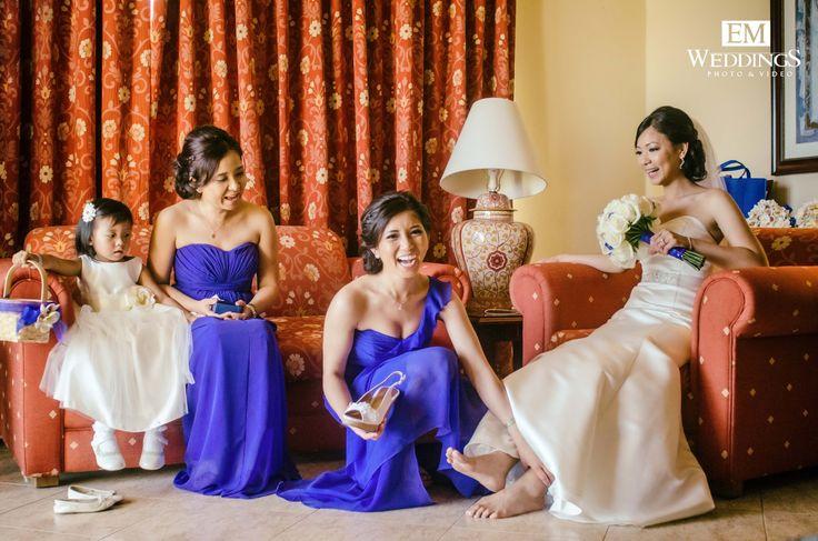 Bride moment! #emweddings #destinationwedding