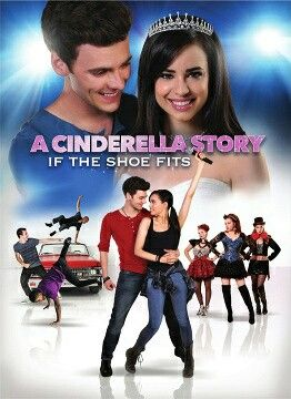 Sofia Carson and Thomas Law in A Cinderella Story 4: If the Shoe Fits (2016)