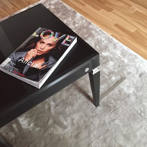 Avantgarde coffee table - new project in Art Sublime collection