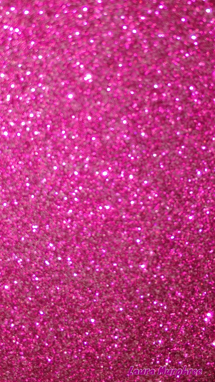 Glitter phone wallpaper pink sparkle background sparkling