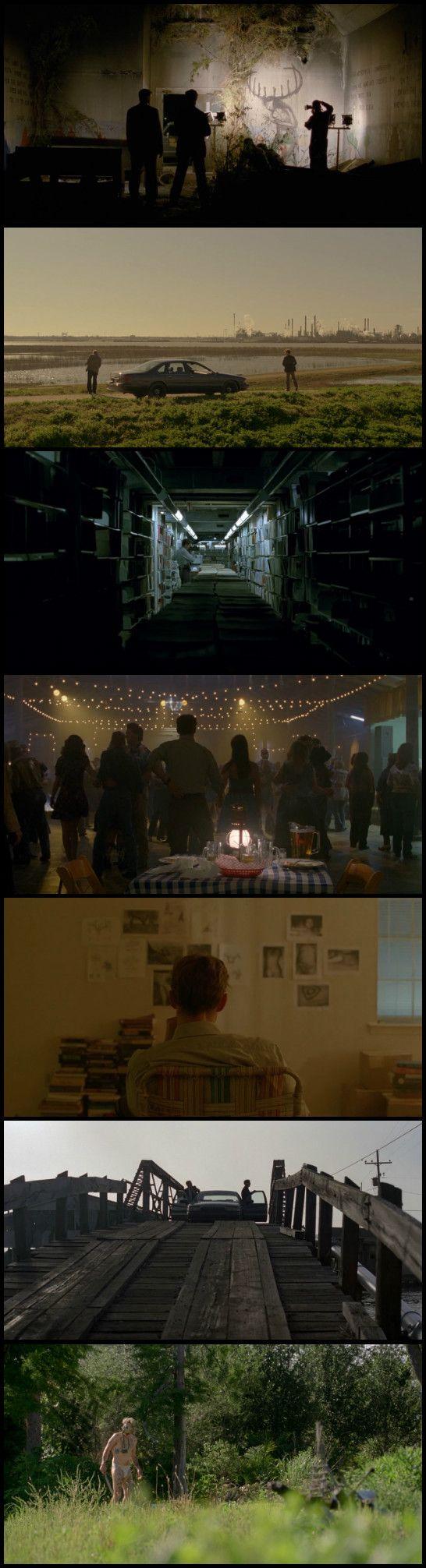 True Detective, episode 3 (2014) Director: Cary Joji Fukunaga. Photography: Adam Arkapaw.