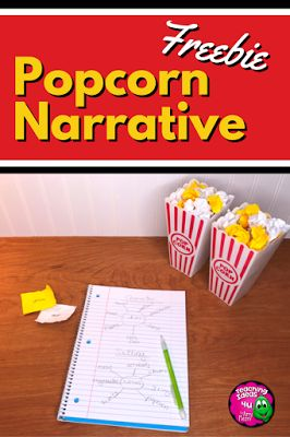 10 Creative Way to Use Popcorn in the Classroom   Freebies!  A great way to keep students engaged before a school vacation is a Popcorn-themed unit! This post discusses 10 creative ways teachers can use popcorn in the classroom.  Grades 3, 4, 5, and 6