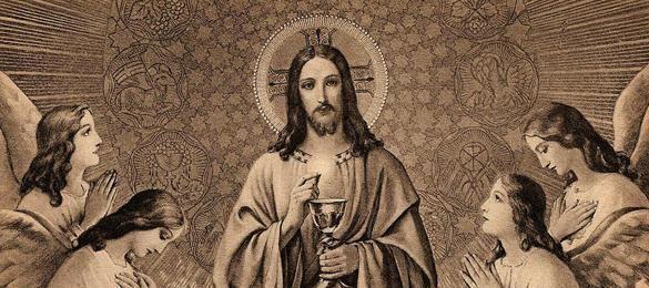JUEVES DE CORPUS CHRISTI (FIESTA DE PRECEPTO) | Fraternidad Sacerdotal San Pio X – Distrito de México y América Central