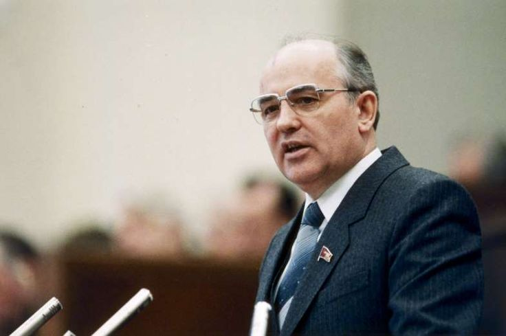 May 21,  1988: MIKHAIL GORBACHEV CONSOLIDATES POWER  -  Russian leader Mikhail Gorbachev dismisses the Communist Party leaders in two republics. He consolidated his own power and eased political and ethnic tensions in the Soviet republics of Armenia and Azerbaijan.