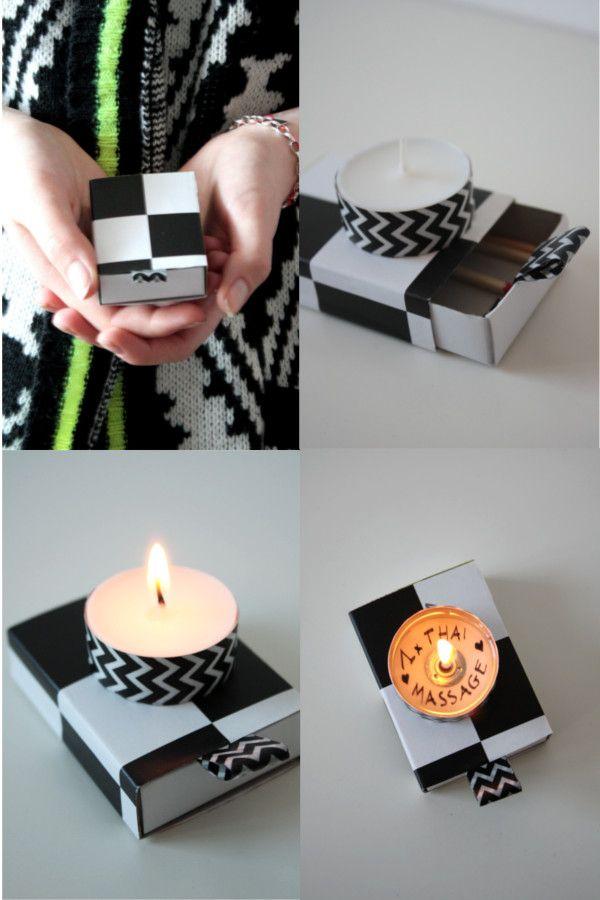 {Gift Wrapping} 3 Ideen um Gutscheine zu verpacken - Rosy & Grey