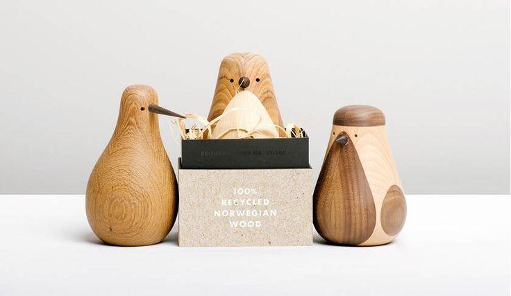 Made of Norwegian wood