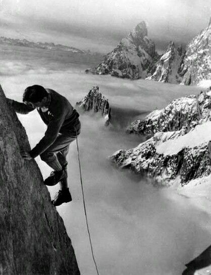 The mountains have rules. they are harsh rules, but they are there, and if you keep to them you are safe. A mountain is not like men. A mountain is sincere. The weapons to conquer it exist inside you, inside your soul. (Walter Bonatti)