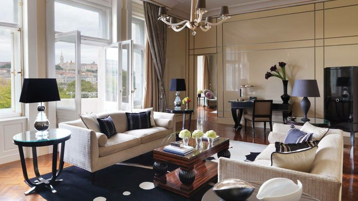 Royal Suite of Gresham Palace - Four Seasons, Budapest