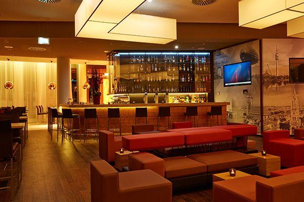 Hotelbar   H4 Hotel München Messe