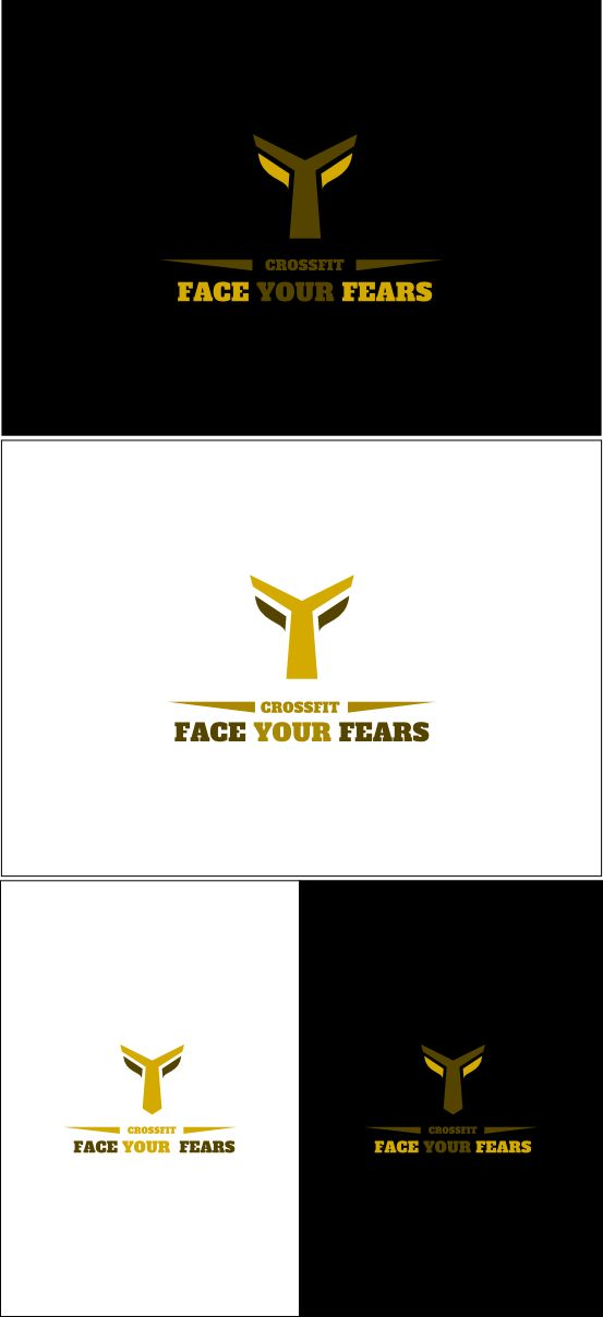 Face Your Fears by Risman Widiantoro, via Behance