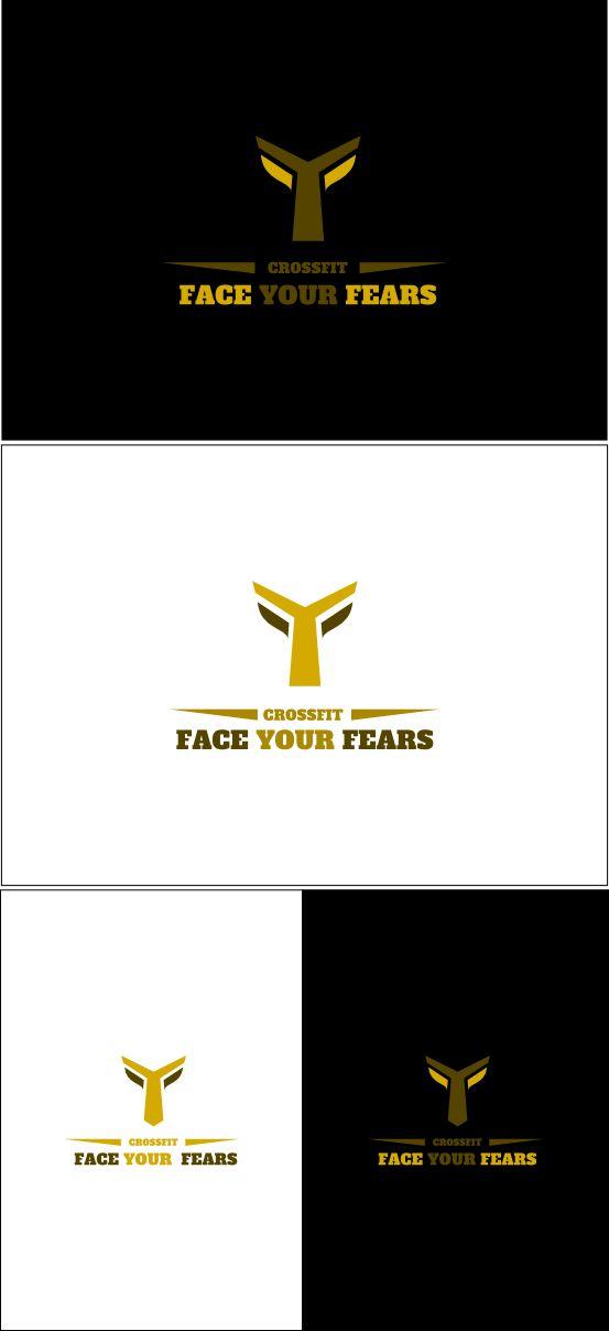 Face Your Fears by Risman Widiantoro, via Behance