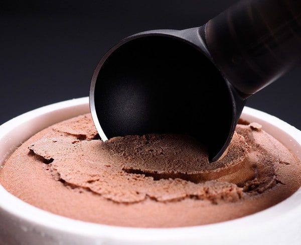 Heated Ice Cream Scoop Melts Frozen Treats With Free Thermo Energy