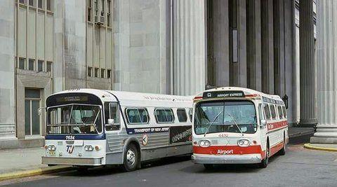Newjerseytransitbusphotoflxiblenjt Trolleys Etc