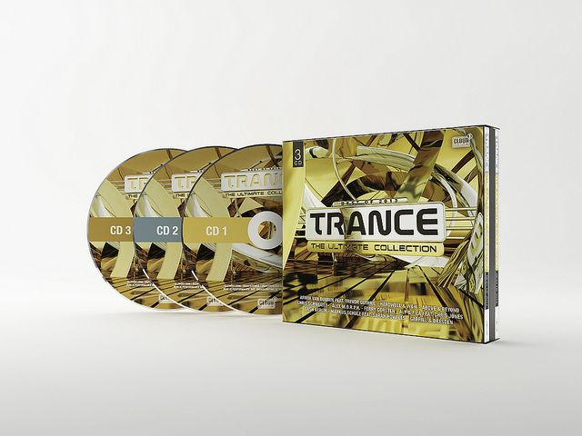 ontwerp illustratie/art work CD Trance The Ultimate Collection - Best of 2013 #LikeableDesign #MartijnKoudijs #GraphicDesign #CDCovers #CDDesign #Cloud9Dance #Trance www.likeable.nl